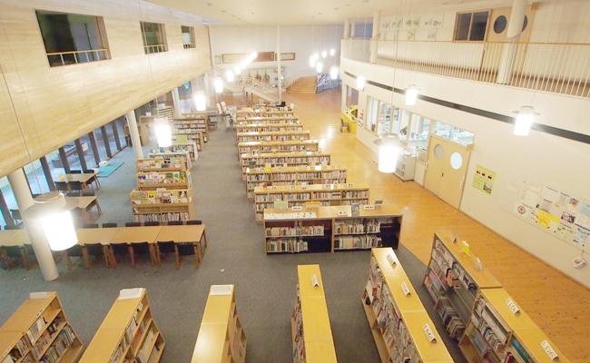 下関市立豊北中学校の見学に行っ...